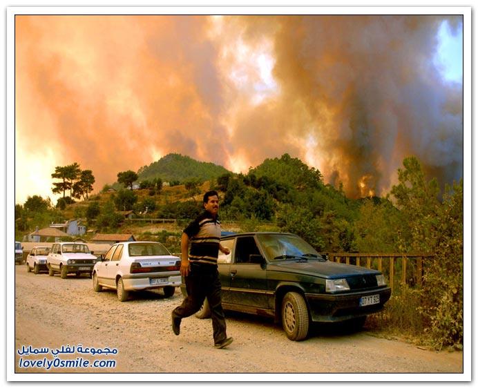 صور العالم اليوم 3-8-2008