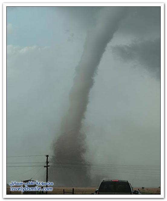 صور لإعصار