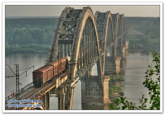 صور من الجسور حول العالم
