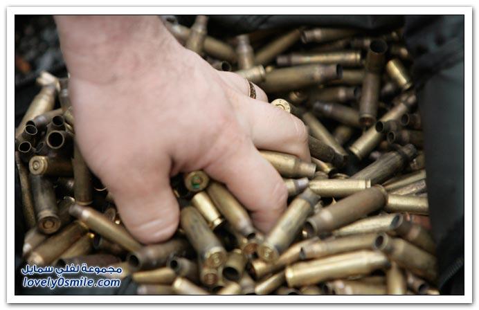 صور: التقرير العالمي للأمم المتحدة عن المخدرات 2009