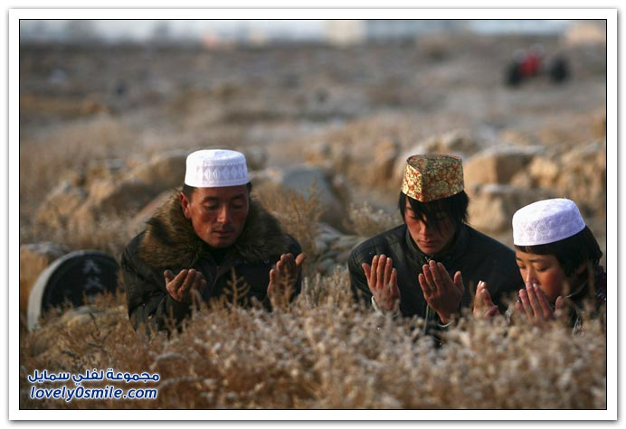 صور للحج وعيد الأضحى المبارك 2009