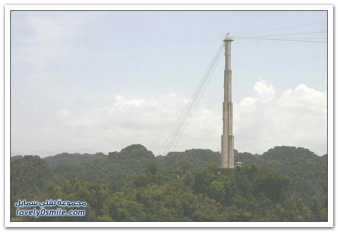 صور لمرصد أريسيبو في بورتوريكو
