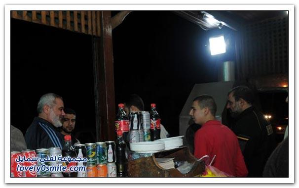 صور: بعد منتصف الليل