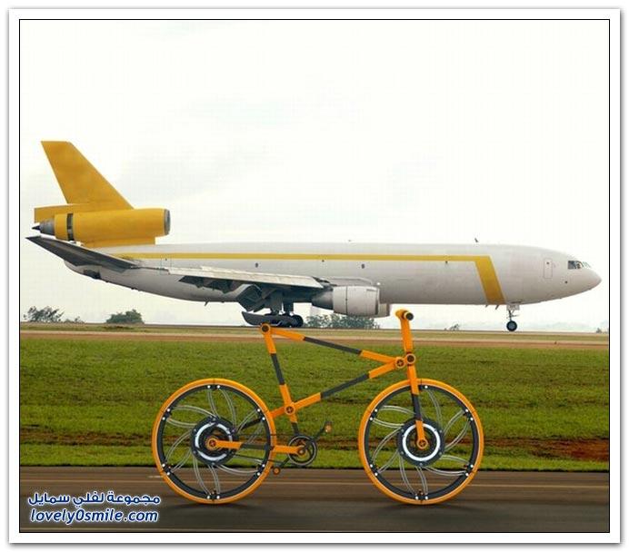 صور لأحدث الدراجات بنظام الطي