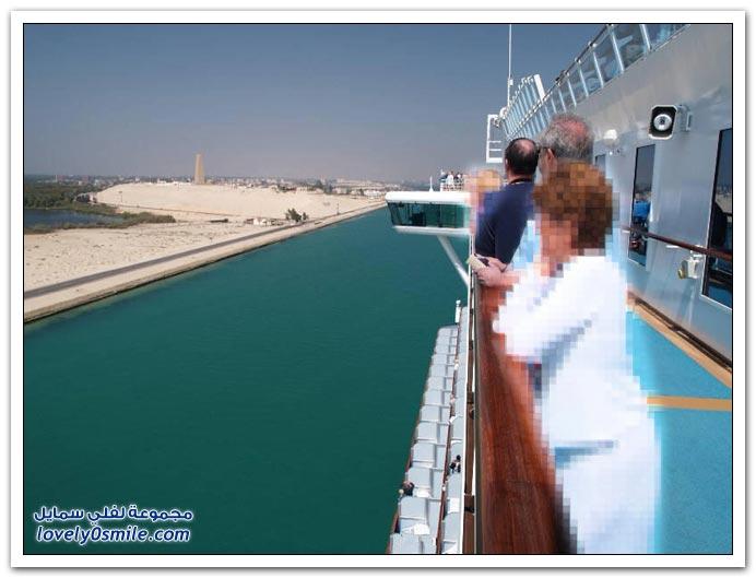 صور لقناة السويس