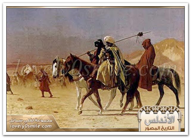 دخول عبد الرحمن الأندلس