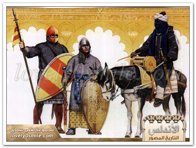 ملخص أحداث عهد عبد الرحمن الناصر