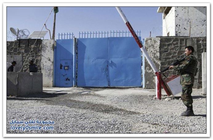هروب السجناء من سجن قندهار