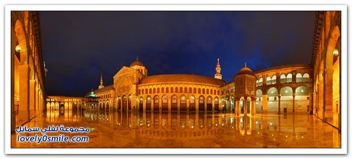 الجامع الأموي الكبير في دمشق