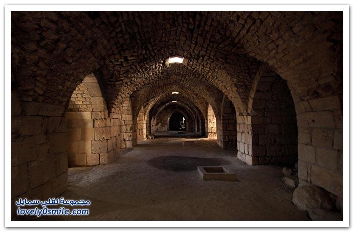 قلعة الحصن في سوريا