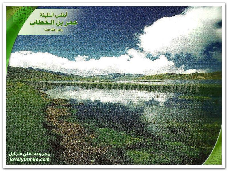 جرجان طبرستان أذربيجان دربند وموقان Atlas-Omar-171.jpg