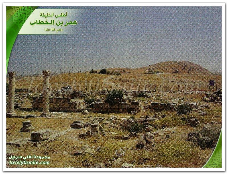 خريطة دمشق القديمة وأبوابها دمشق Atlas-Omar-246.jpg