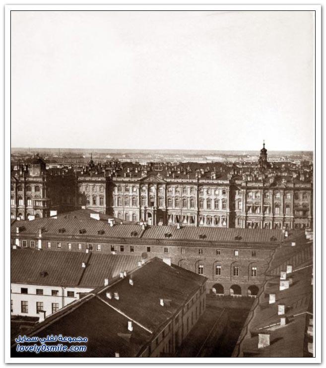 صور نادرة لمدينة سانت بطرسبرغ