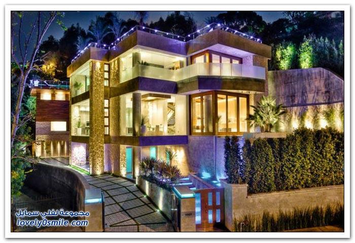 منزل بتصميم رائع جدا