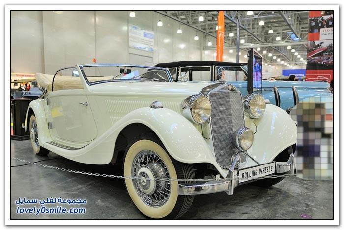 تطور تصاميم السيارات على مدى العقود الماضية