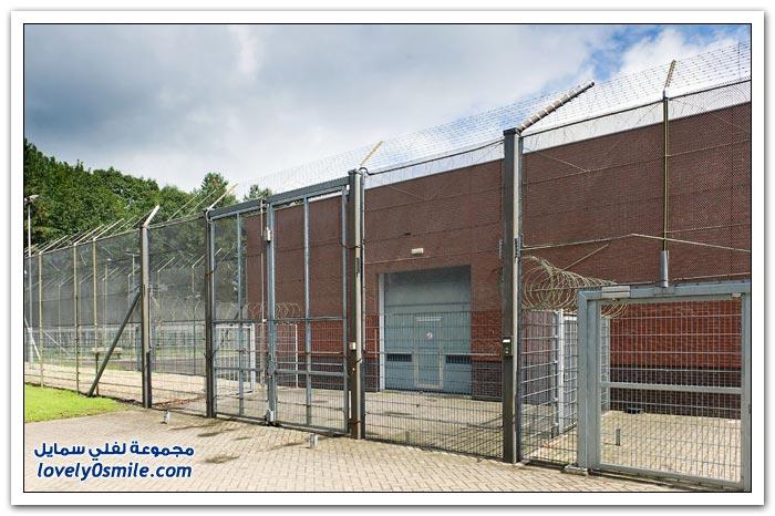 أحد السجون الهولندية