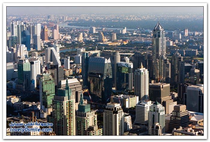 جولة في مدينة بانكوك