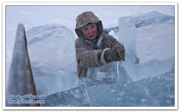 أبرد قرية العالم حرارتها درجة Coldest-village-in-the-world-03.jpg