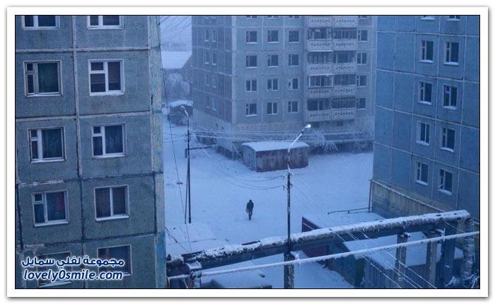 أبرد قرية العالم حرارتها درجة Coldest-village-in-the-world-04.jpg