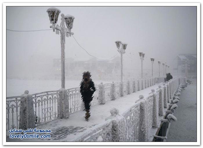 أبرد قرية العالم حرارتها درجة Coldest-village-in-the-world-19.jpg