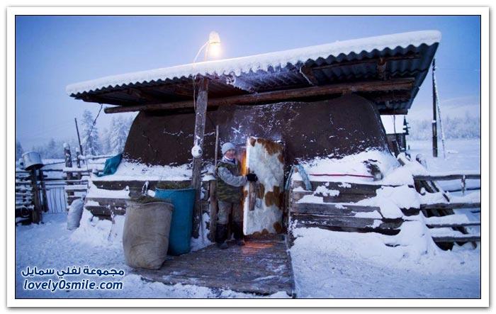 أبرد قرية العالم حرارتها درجة Coldest-village-in-the-world-20.jpg