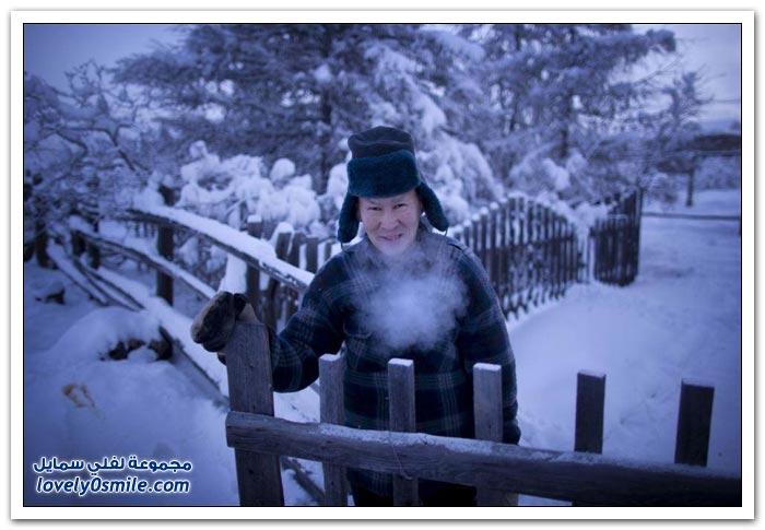 أبرد قرية العالم حرارتها درجة Coldest-village-in-the-world-25.jpg