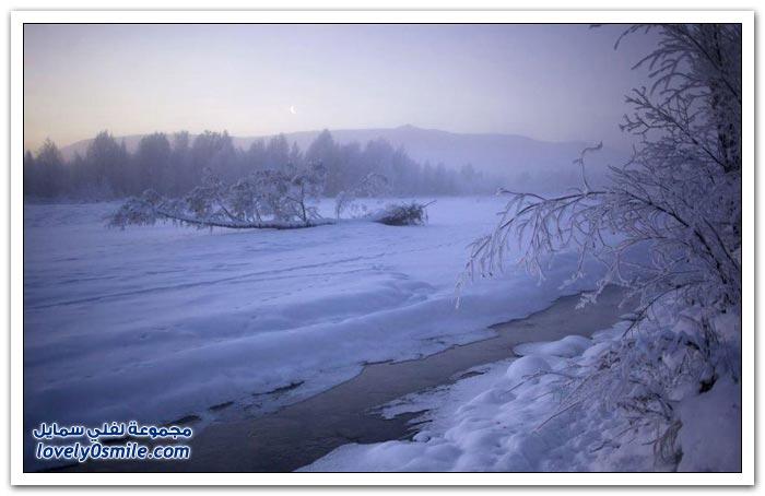أبرد قرية العالم حرارتها درجة Coldest-village-in-the-world-26.jpg