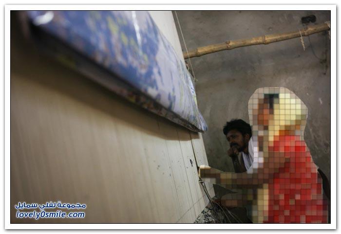 مهد صناعة السجاد اليدوي في الهند
