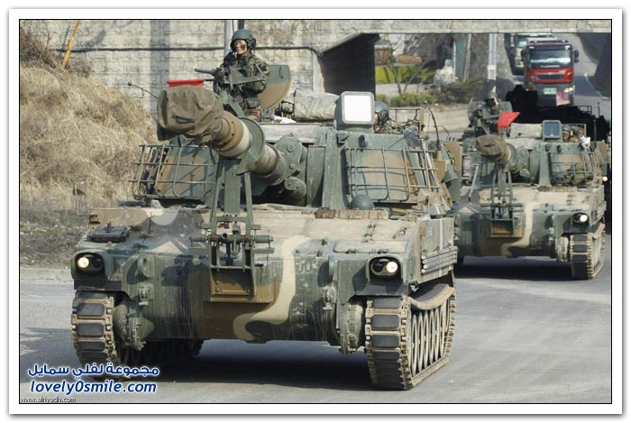 كوريا الشمالية تستعد للحرب