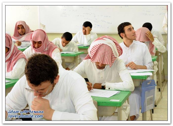 الاختبارات قلق وتوتر