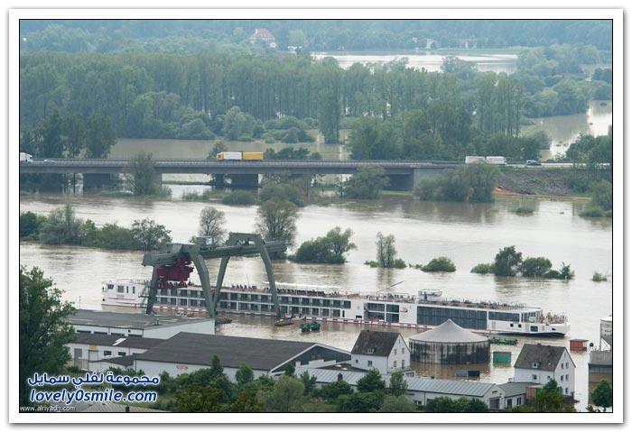 التنقل بالقوارب في ألمانيا