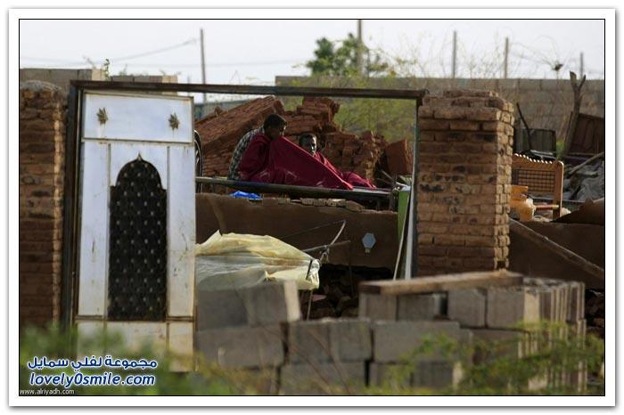 السيول تجتاح السودان