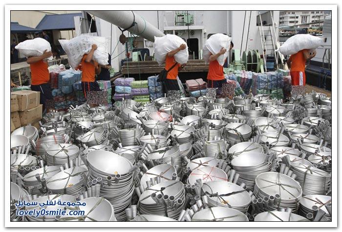 صور للدمار الذي خلفه زلزال الفلبين