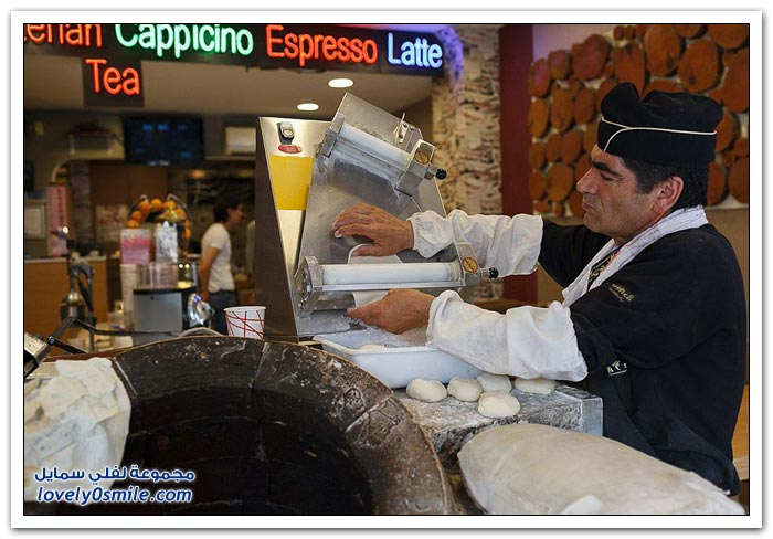 الأكل التركي في الشوارع والمطاعم التركية