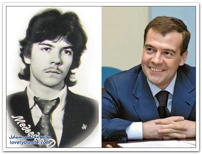 سياسيين روس بين الماضي والحاضر