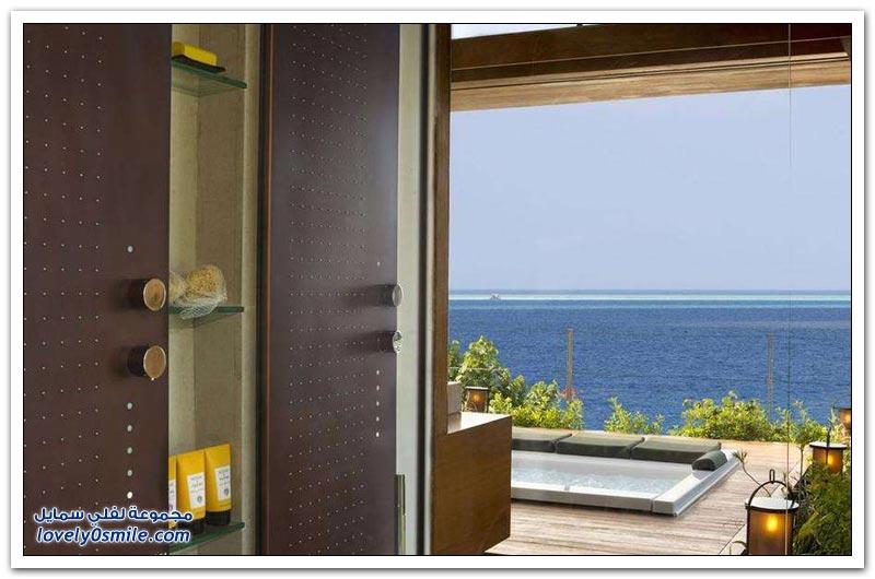 فندق ومنتجع كوكو في المالديف