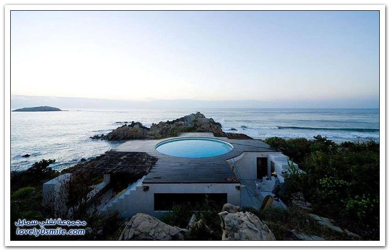 من أجمل التصاميم لبرك السباحة حول العالم