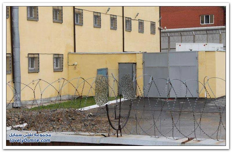 أحد سجون النساء في روسيا