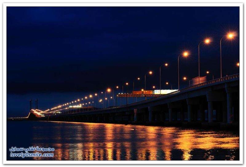 أجمل الجسور في العالم