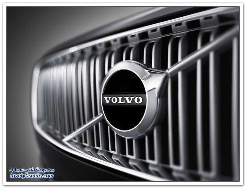 سيارة فولفو XC90 الجديدة 2014م