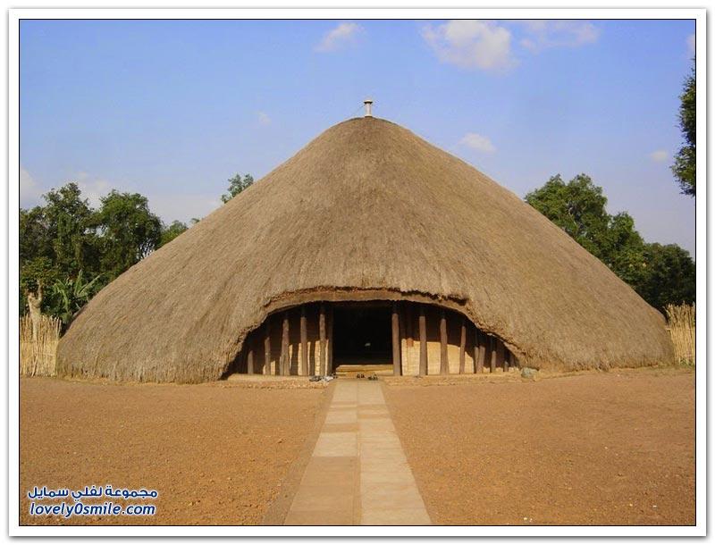مقابر كاسوبي في أوغندا