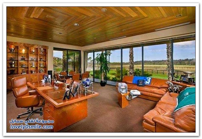 مزرعة بيل غيتس أغنى رجل في العالم