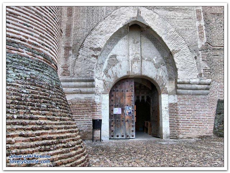القصور والقلاع في أسبانيا
