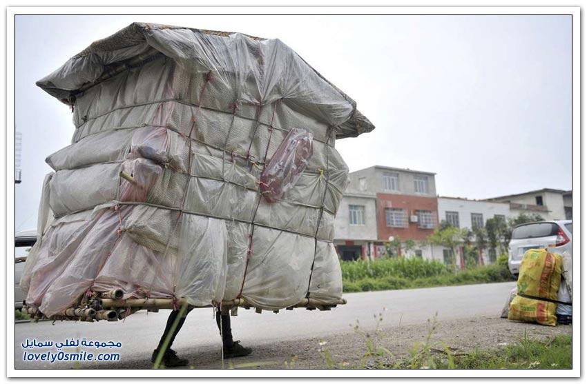 المنازل الأكثر غرابة في العالم