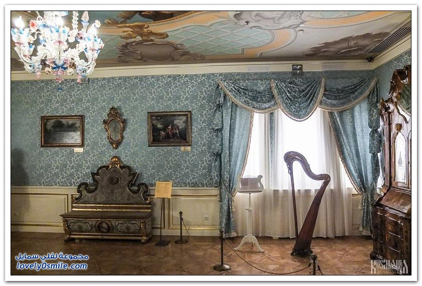 قصر كولومنا ثامن عجائب الدنيا