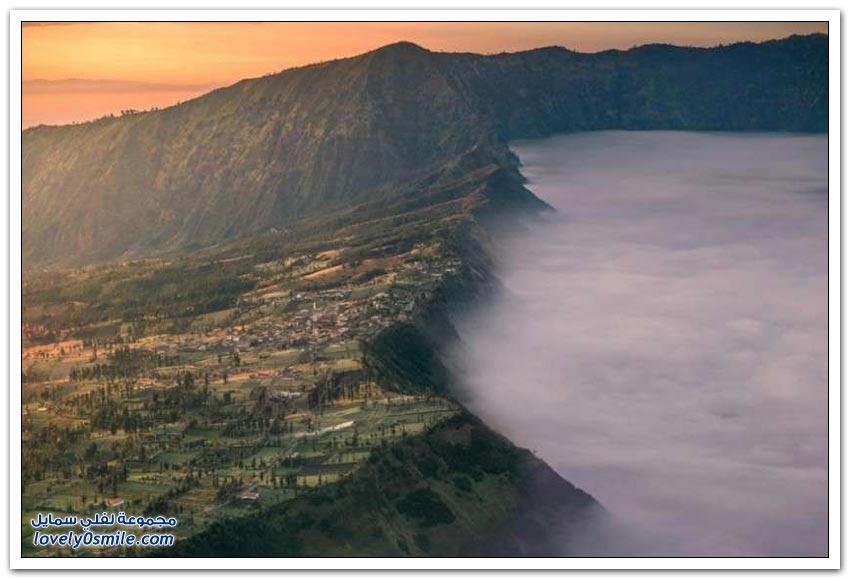 جمال الطبيعة في البلدات والمدن الصغيرة حول العالم