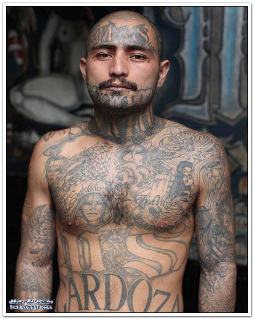 صور لسجناء من السجن الأكثر خطورة في العالم