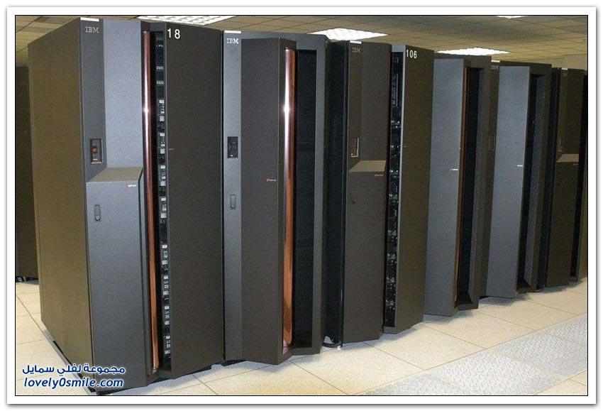 أغلى عشرة أجهزة كمبيوتر عملاقة في العالم