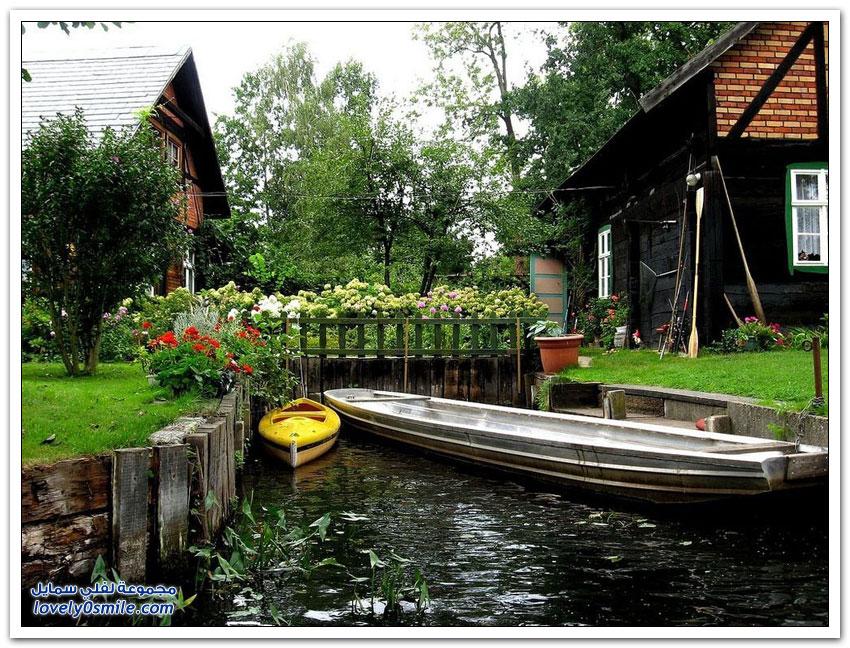 محمية سبريوالد أجمل الوجهات السياحية في ألمانيا