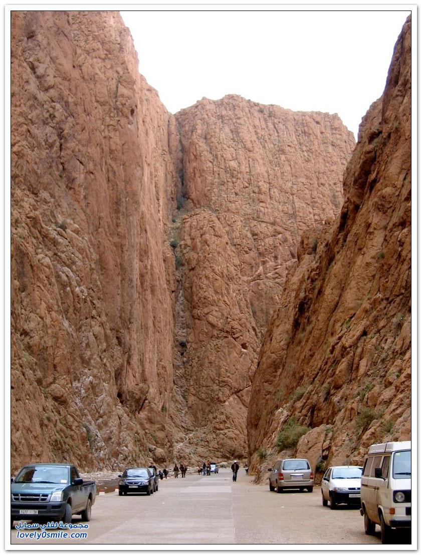 مضيق تُودغى في المغرب